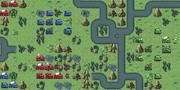 -2- Battalion Arena Mission Gopher (hidden Stealth Tanks)