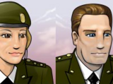 Characters of Battalion Series