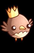 Bird shiny