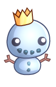 Snowman shiny