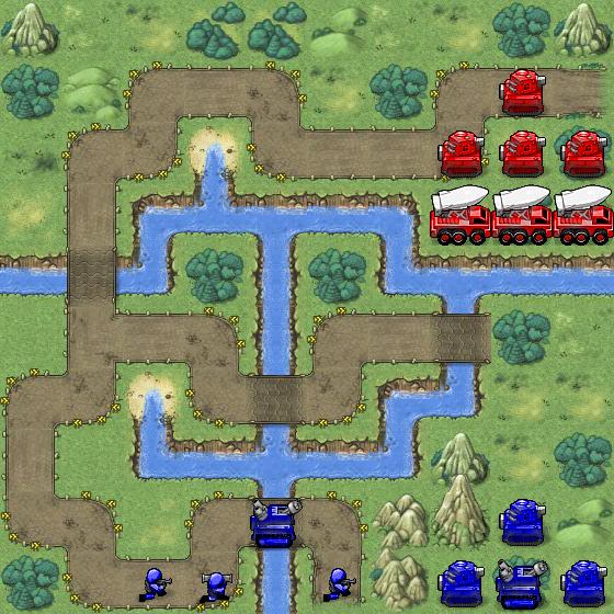 Battalion Nemesis Mission 2 Surprise! Map