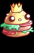 Burger shiny