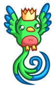 Quetzal shiny