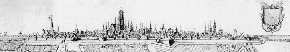 Utrecht stadsgezicht