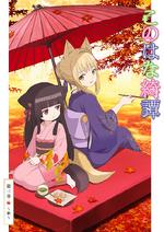 Konohana kitan DVD Volume 3 JP Cover