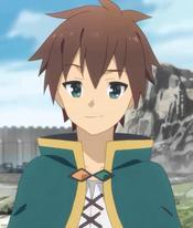 Kazuma - Anime