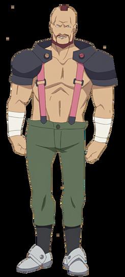 Ruffian - Anime
