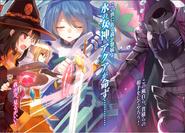KonoSuba Vol1-14 Colored