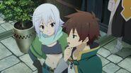Chris and Kazuma