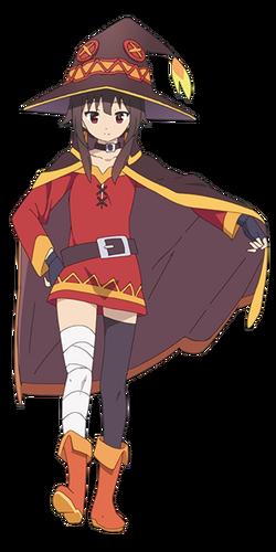 Megumin-anime