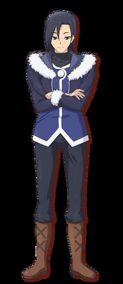 Anime Keith