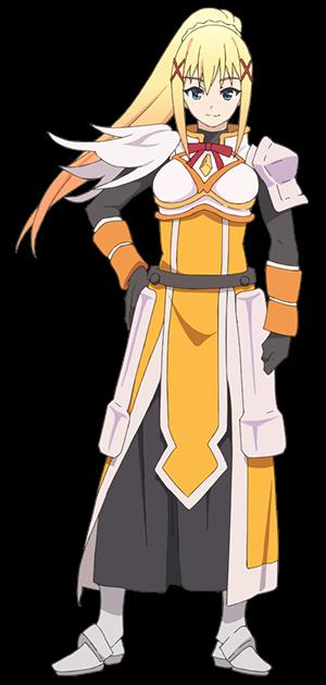 Darkness Kono Subarashii Sekai Ni Shukufuku Wo Wiki Fandom