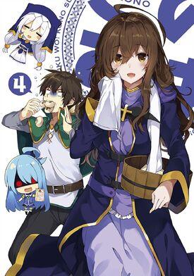 Konosuba BD 9 Cover