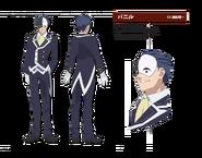 Vanir II Character