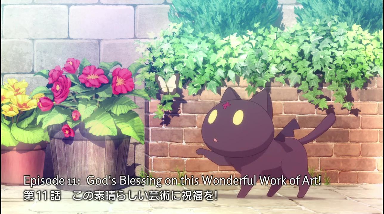 Konosuba 2 OVA | Kono Subarashii Sekai ni Shukufuku wo! Wiki
