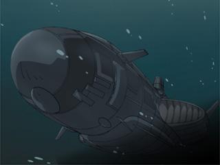 潜伊3001亀天号