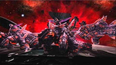PSO2 Dark Falz Arms Battle Theme
