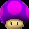 Poison Mushroom - Koopa Kart Wii
