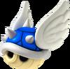 Blue Spiny Shell - Koopa Kart Wii