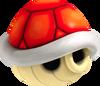 Red Shell - Koopa Kart Wii
