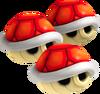 Triple Red Shell - Koopa Kart Wii