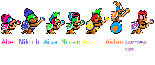 My koopalings 2
