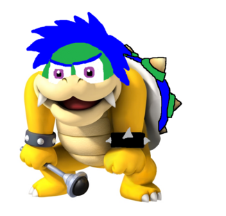 Niko Koopa Jr 3D artwork