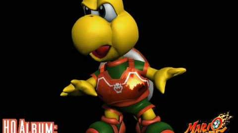 HQ Album Koopa Troopa's Theme - Mario Strikers Charged Football