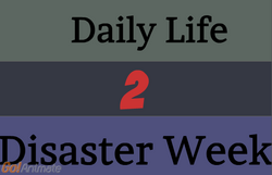 Daily life 2 poster