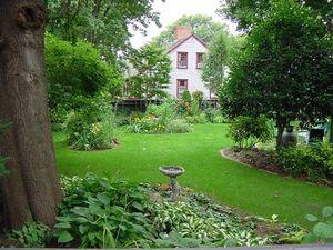 House-lawn