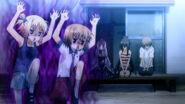 Tomonori and Haruna performing Voodoo Dance 2