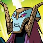 Барон Драксум (Уздизање нинџа корњача)