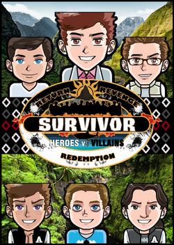HeroesVsVillainsDVD