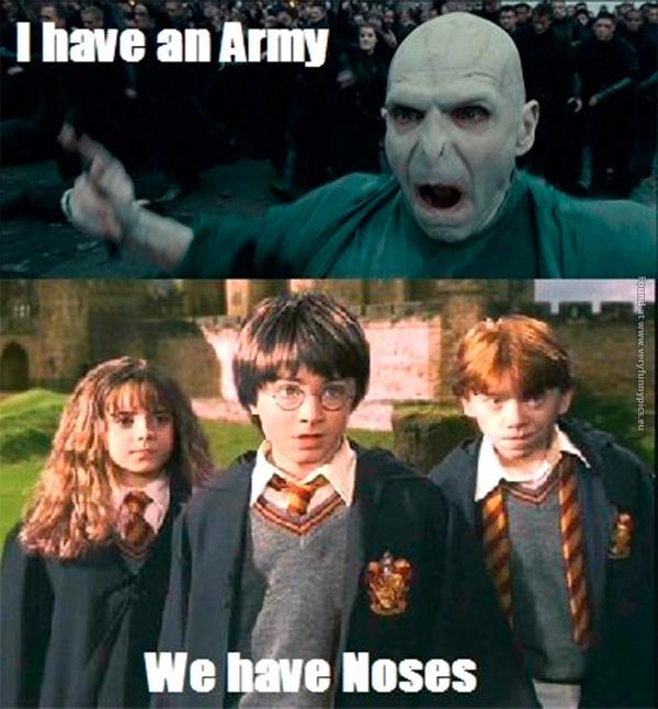 Funny Pics Harry Potter Vs Voldemort Jpg