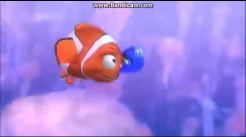 Finding Nemo Jellyfish Scene DVDRIP