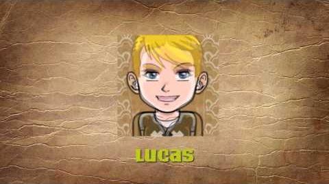 Lucas' Survivor Cappadocia Intro