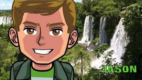 Koror Survivor Iguazu Falls Intro (Lexi)