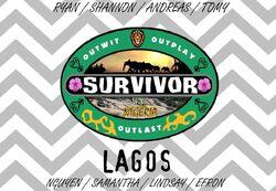 Lagos flag tbh