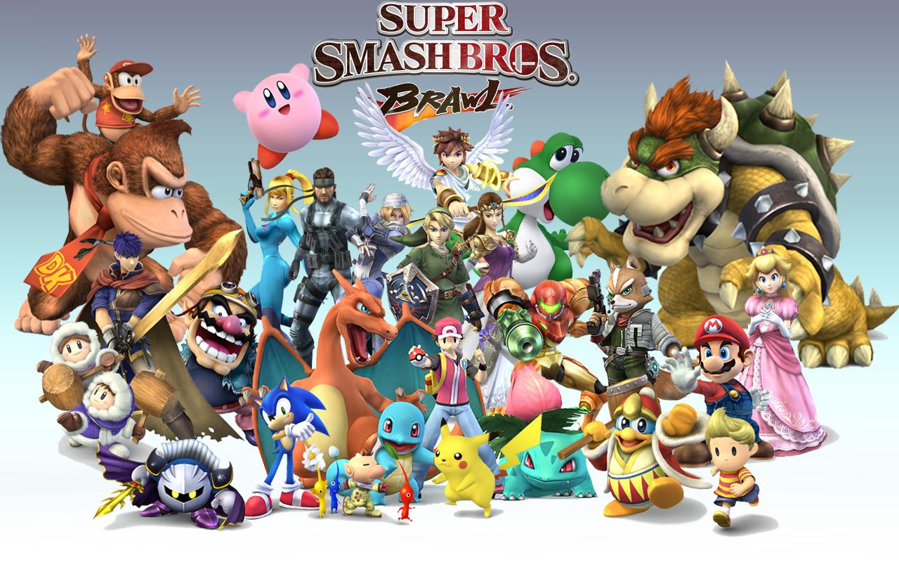 Image Super Smash Bros Brawl Jpeg Koror Survivor Org