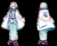 Gin Kuzunoha 2
