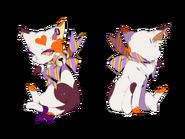 Kinu animal form