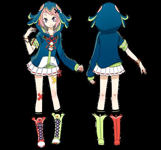 File:Sora Kuzunoha karasu hood.png