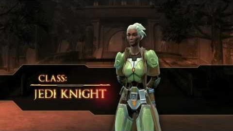 STAR WARS™ The Old Republic™ - Class Video - Jedi Knight