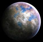 Ord Mantell-planeta