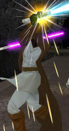 Jedi Exiliada