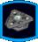 Mina explosiva mínima Icono