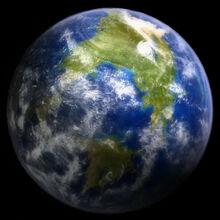 Alderaan-planeta