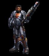 Soldado (La Antigua República)