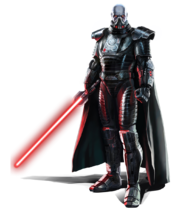 Guerrero Sith TOR