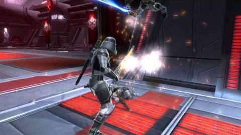 STAR WARS™ The Old Republic™ - Character Progression - Jedi Knight